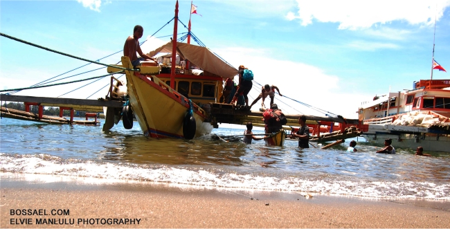 Boarding the Boat : Real-Patnanungan