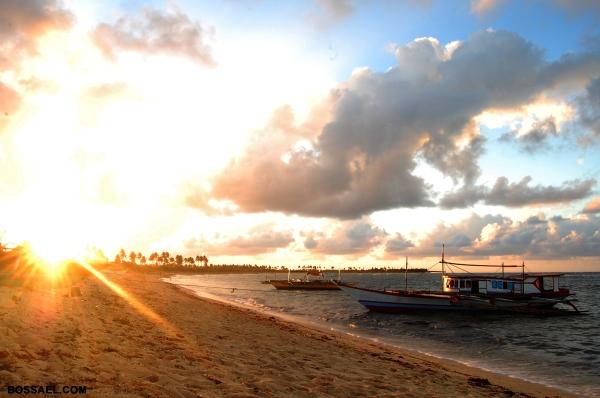 Barangay Apad Sunset