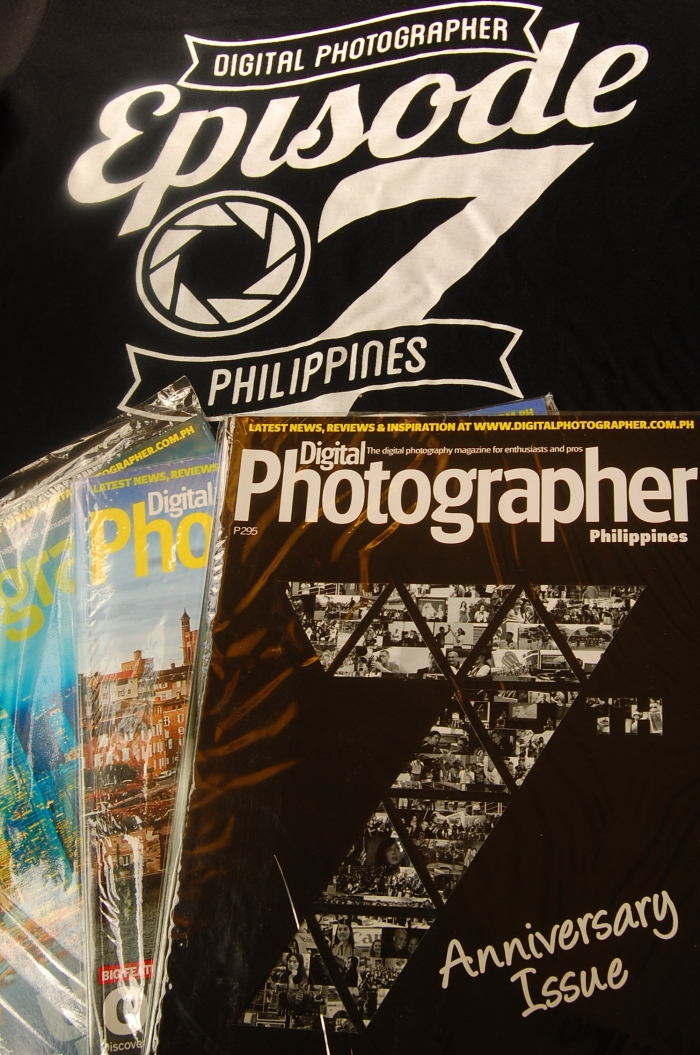 DPP7 Anniv Issue & DPP7 Team Manila Shirt