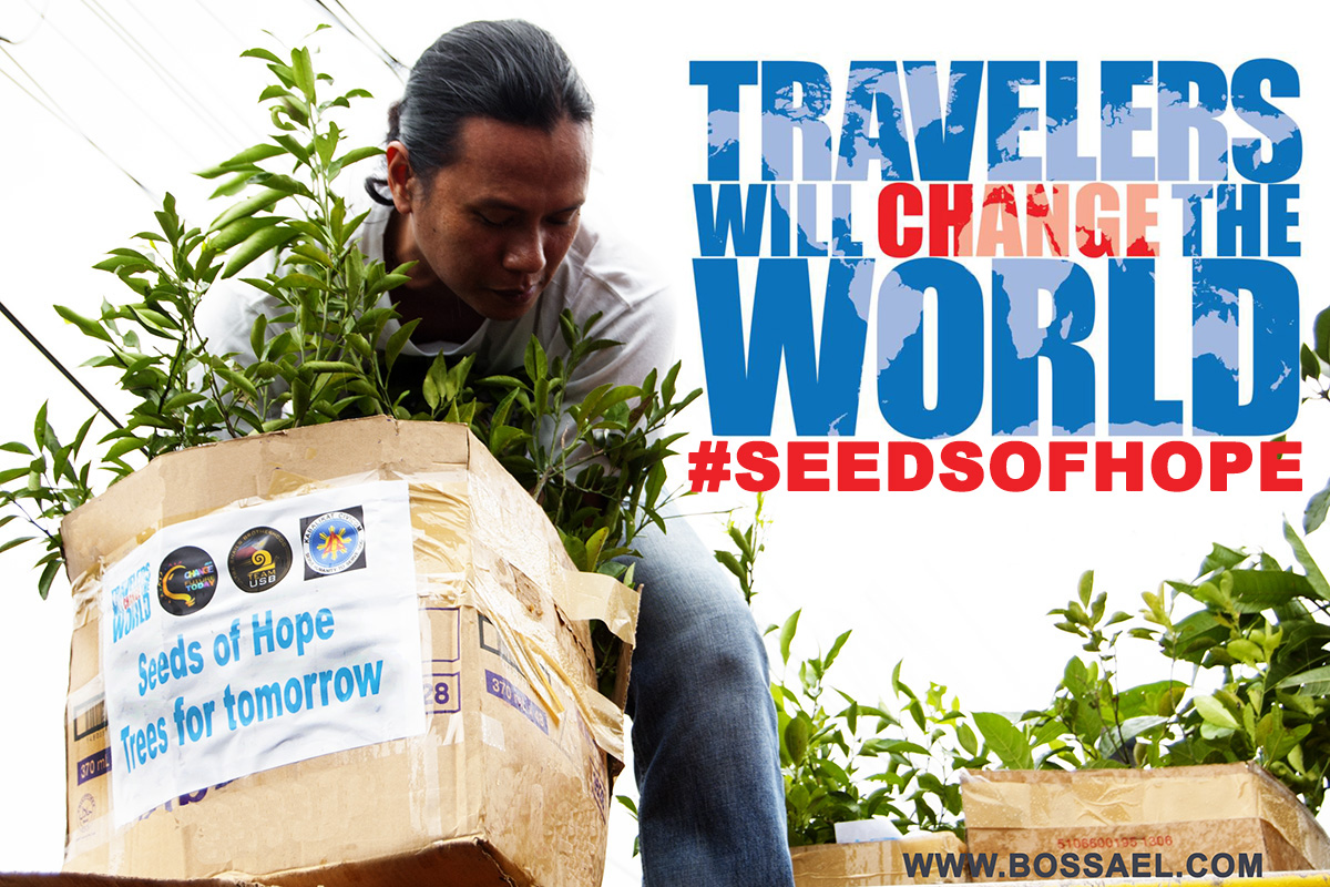 Seeds of Hope. Trees for Tomorrow.