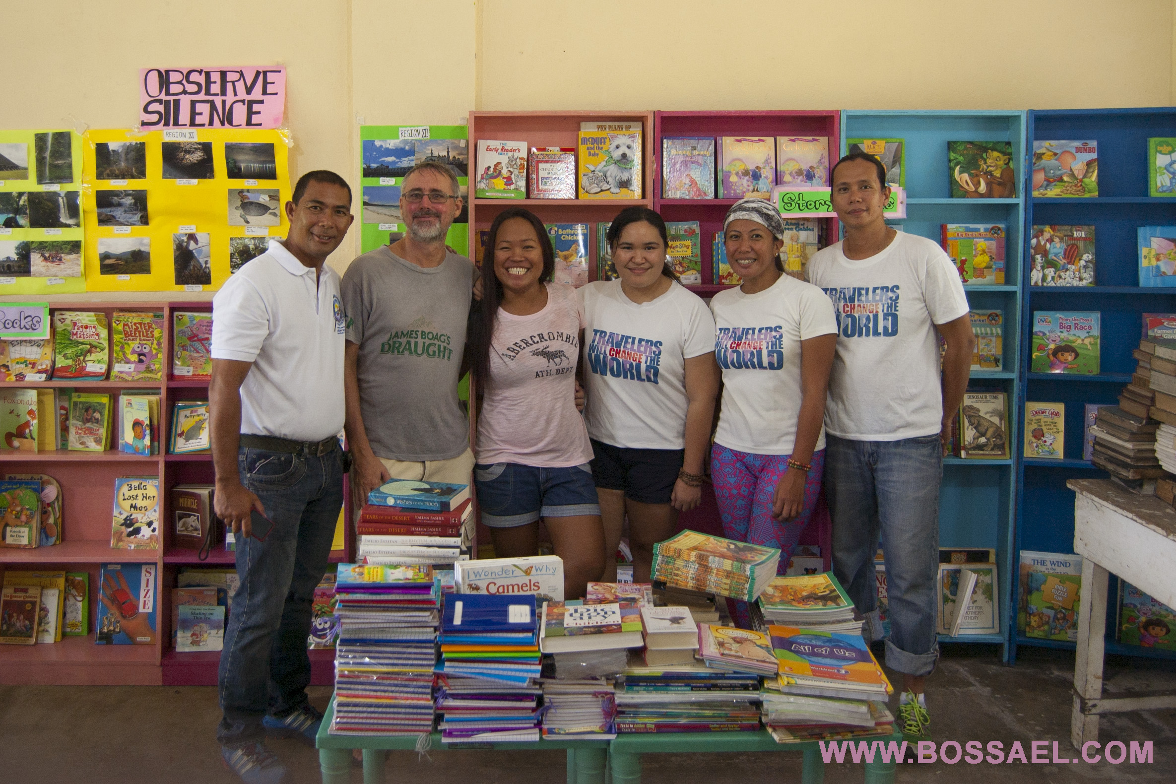 Book Sharing Project Anniversary