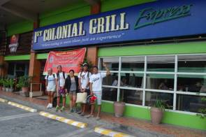 1st Colonial Grill.