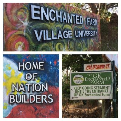 The GK Enchanted Farm Village University.