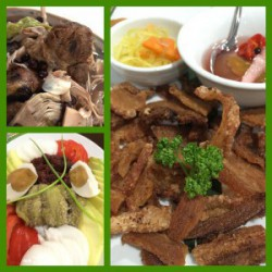 Appetizers to start your gastronomic delight!