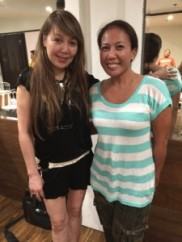 With Ms. Margaret Streeda